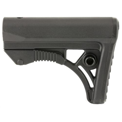 Leapers, Inc - UTG Utg Pro Model4 S3 Stk Ml-spc Blk 4717385551848