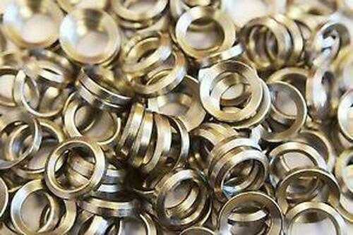 Cobratac .308/7.62/300 Crush Washer Stainless 5/8 x 24
