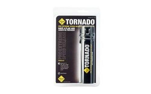 Tornado Personal Defense Tornado Pepr Spray Pro Extreme Blk 855877005234