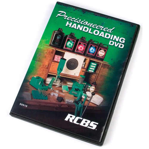 RCBS Rcbs Precisioneered Handloading Dvd 076683999108