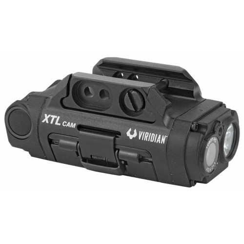 Viridian XTL Gen 3 Universal 500 Lumen Tactical Light, and HD Camera