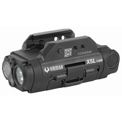 Viridian Weapon Technologies Viridian X5l G3 Unv Lsr/lght/hd Cam - CT35LAS990-0019 804879611479