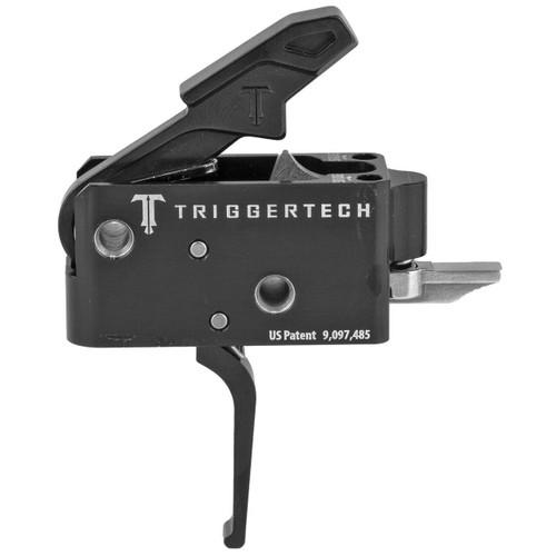 TriggerTech Trigrtech Ar15 Blk Comp Flat Rh 885768000413