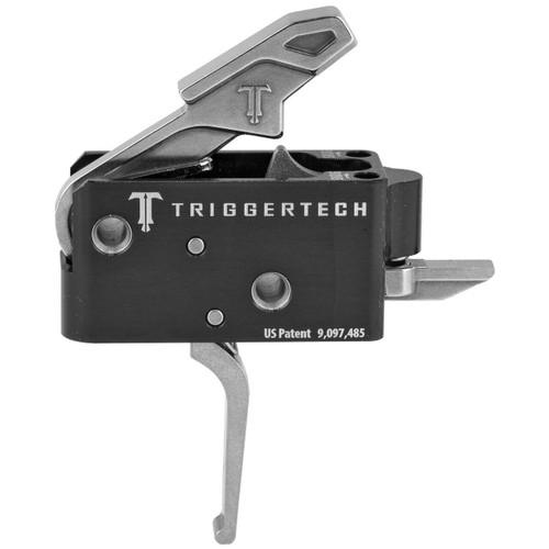 TriggerTech Trigrtech Ar15 Comp Flat Rh - CT35TTTAR0-TBS-33-NNF 885768000352