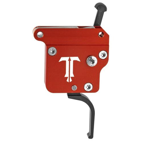TriggerTech Trigrtech R700 Blk Diam Flat Cln Rh 885768000710