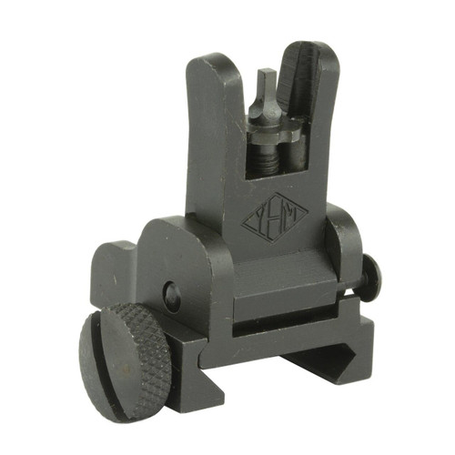 Yankee Hill Machine Co Yhm Flip Front Sight Blk 816701013498