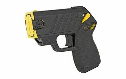 Taser Taser Pulse W/Laser, 15-Ft Range, w/2 Live-Cartridges, Lithium Power Magazine - Smart App Ready for NoonLight 796430390643