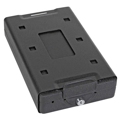 Bulldog Cases Bulldog Car Safe 8.2x6x2.2 Keyed 672352007541