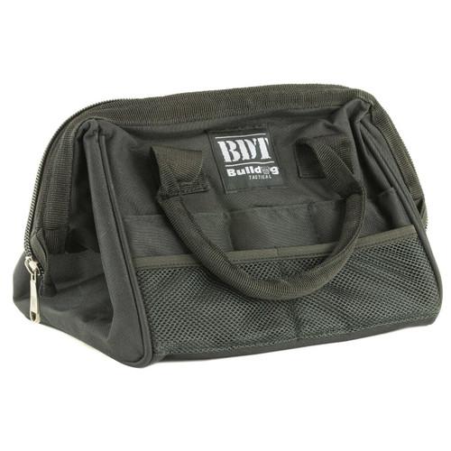 Bulldog Cases Bulldog Ammo and Accessory Bag Blk 672352010718