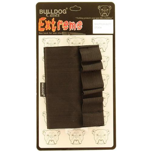 Bulldog Cases Bulldog Butt Stock Shotgun 6 Shell 875591000186