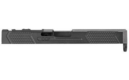 Grey Ghost Precision Ggp Slide For Glock 17 Gen4 Oc V4 856054008574