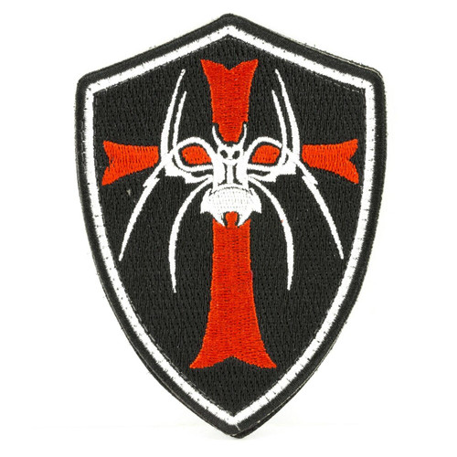 Spikes Tactical Spikes Spider Patch Crusader