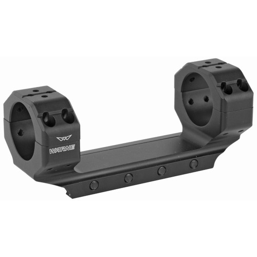 Warne Scope Mounts Warne Sl 1pc Prec Mnt 30mm Med Blk 656813106493