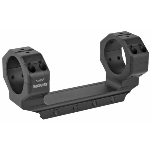 Warne Scope Mounts Warne Sl 1pc Prec Mnt 34mm Msr Blk 656813106530