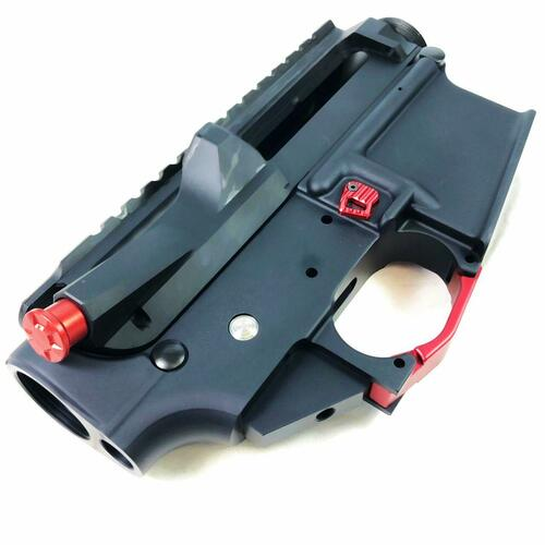 Cobratac Enhanced Trigger Guard Billet for AR-15/10/LR308 - Red