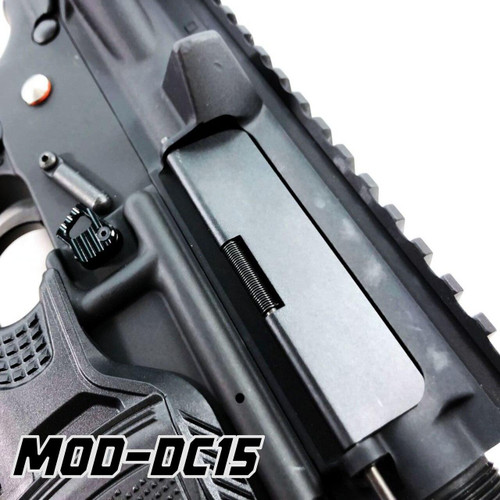 FIREHOG Fire Hog Mod-DC15 Ultra Light Enhanced Billet Dust Cover Kit - Black