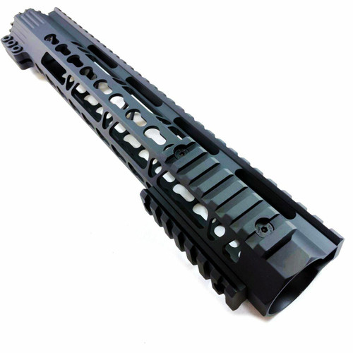 BLACK LABEL 12 Tactical Series Gen 3 AR-15 Key Mod Free Float Handguard