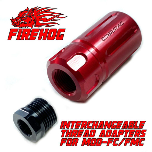 FireHog MOD-TA 1/2-28 TO 13/16-16 - Muzzle Thread Solvent Trap Adapter (MD-1219200