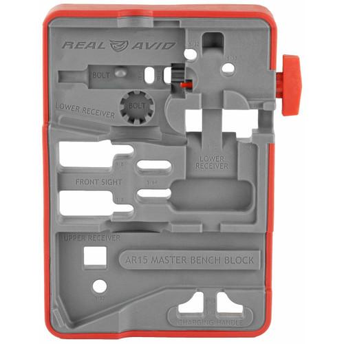 Real Avid Real Avid Ar15 Master Bench Block 813119012495