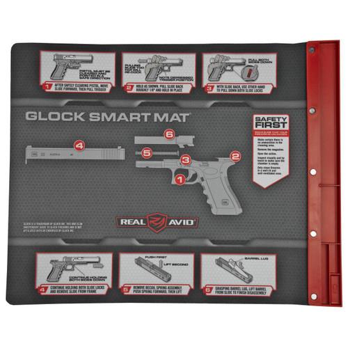 Real Avid Real Avid For Glock Smart Mat 813119012358