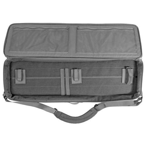 Grey Ghost Gear Ggg Rifle Case Grey 810001170769