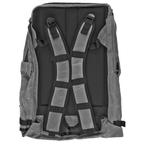 Grey Ghost Gear Ggg Gypsy Pack Wax Canvas Charcoal 810001170936