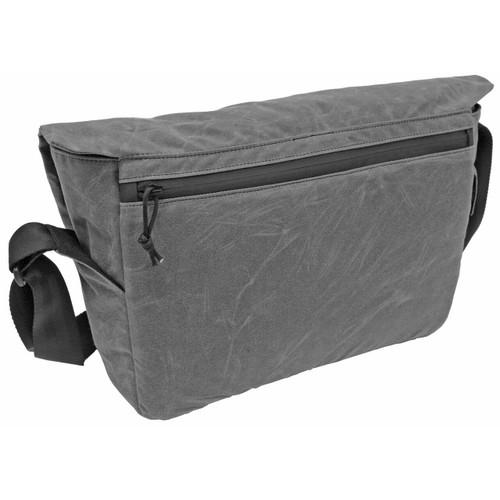 Grey Ghost Gear Ggg Wanderer Messenger Bag Charcoal 810001170974