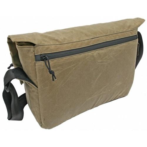 Grey Ghost Gear Ggg Wanderer Messenger Bag Fld Tan 810001170998