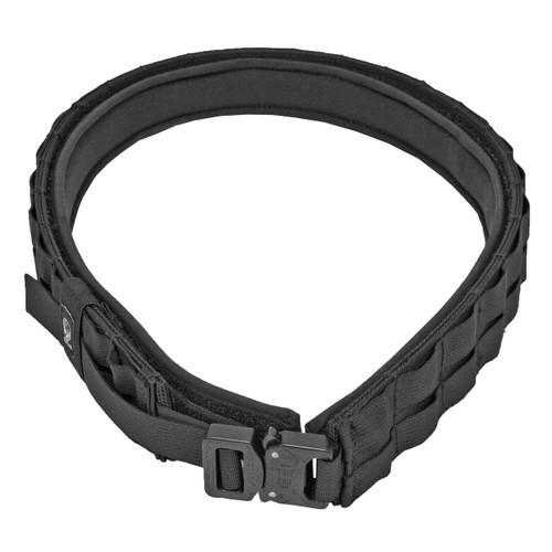 Grey Ghost Gear Ggg Ugf Battle Belt Xl Black 810001171230