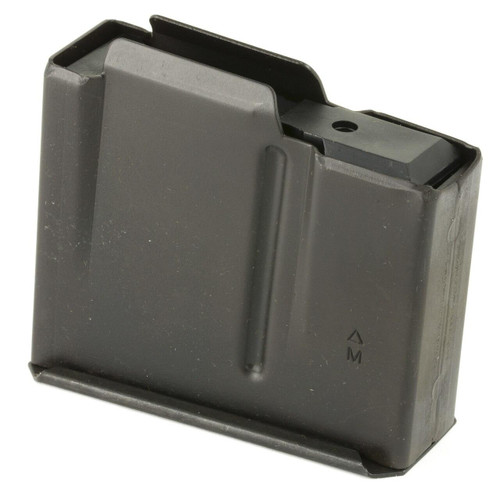 Ruger Mag Ruger M77gs and Rpr 308win 5rd Blk 736676903528