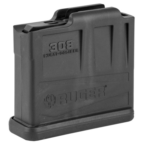 Ruger Mag Ruger Ai Style 308win/6.5cm 5rd 736676905614