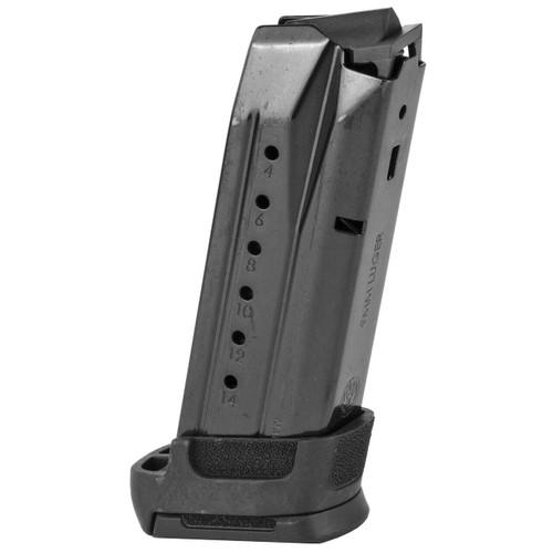 Ruger Mag Ruger Sec-9 Cmp 9mm 15rd W/ Adpt 736676906819