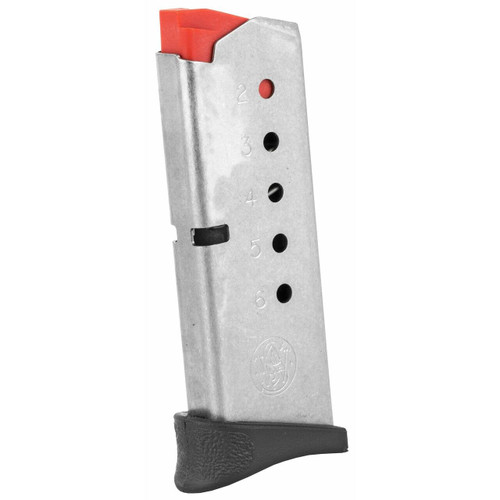 Smith and Wesson Mag Sandw Bodyguard 380acp 6rd Sts 022188144482