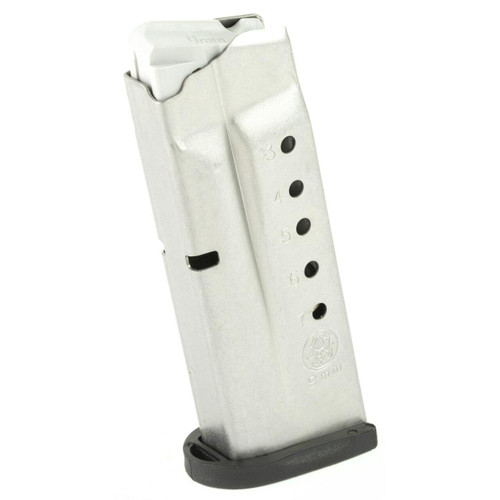 Smith and Wesson Mag Sandw Shield 9mm 7rd 022188200652
