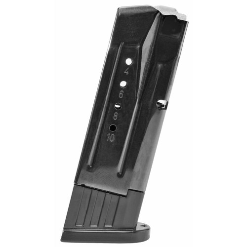 Smith and Wesson Mag Sandw Mandp9 2.0 Cmp 9mm 10rd 022188878615
