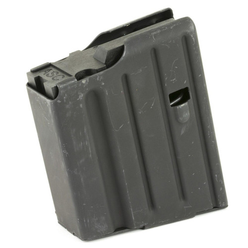Smith and Wesson Mag Sandw Mandp10 308win 10rd Blk Alum 022188150704