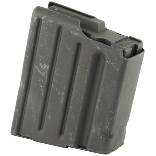 Smith and Wesson Mag Sandw Mandp10 308win 5rd Blk Alum 022188200676