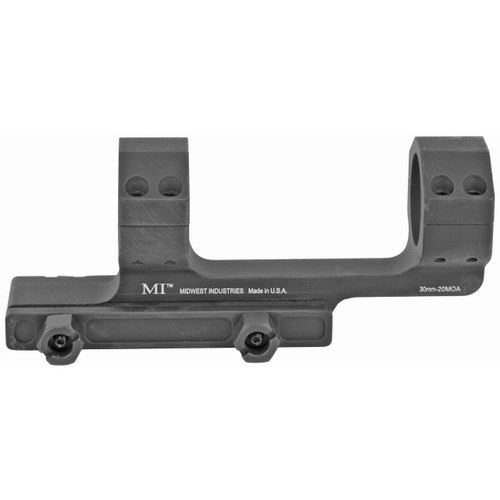 Midwest Industries Midwest 30mm G2 Scope Mount - 20moa