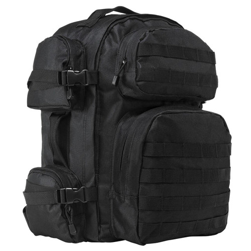 NCSTAR Ncstar Vism Tactical Backpack Blk 814108013127