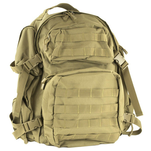NCSTAR Ncstar Vism Tactical Backpack Tan 814108014124