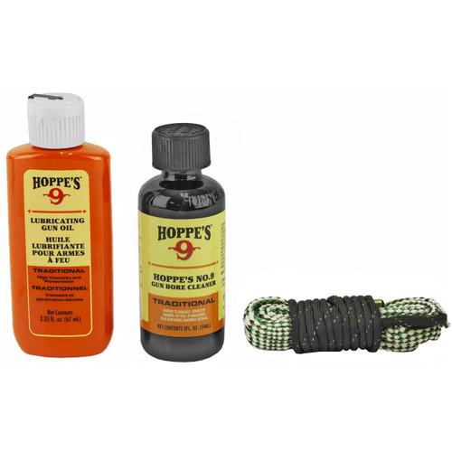 Hoppes Hoppes 1 2 3 Done Rifle Kit .30cal 026285100303