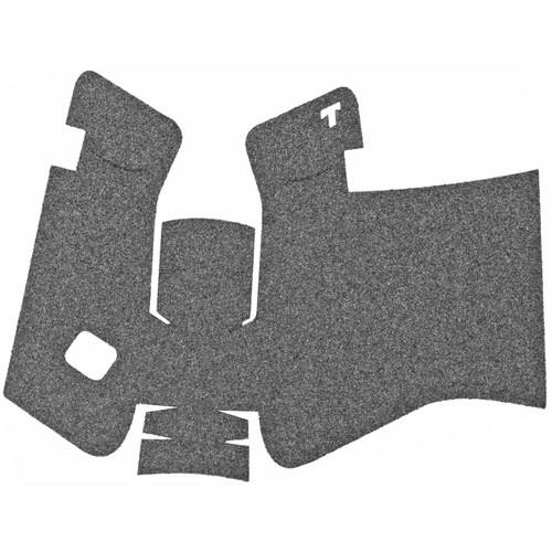 TALON Grips Inc Talon Grp For Glock 17 Gen5 Snd Nobk - CT35TALON379G 812308028965