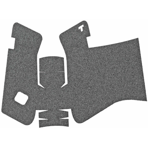 TALON Grips Inc Talon Grp For Glock 17 Gen5 Snd Mdbk - CT35TALON380G 812308029009