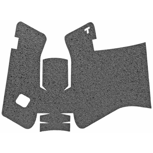 TALON Grips Inc Talon Grp For Glock 17 Gen5 Rbr Mdbk - CT35TALON380R 812308028996