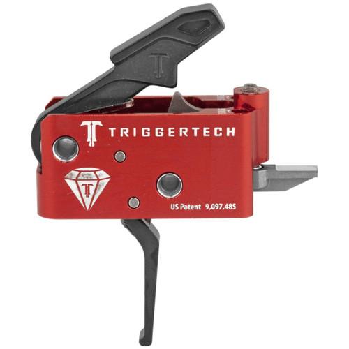 TriggerTech Trigrtech Ar15 Diam Flat Rh - CT35TTTAR0-TRB-14-NNF 885768000864