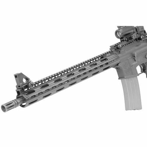 Leapers, Inc - UTG 15 UTG PRO AR-15 Super Slim Free Float Handguard - Black 4712274526211