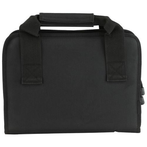 Leapers, Inc - UTG Utg Deluxe Double Pistol Case Blk 4712274520738
