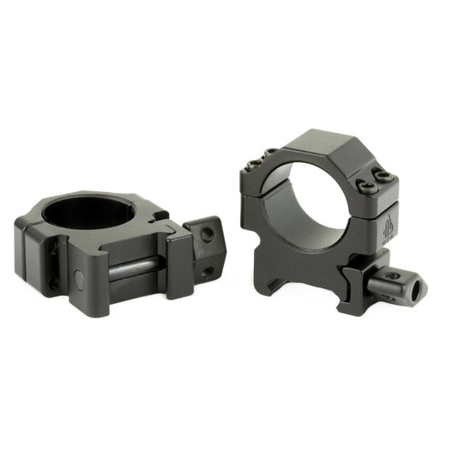 Leapers, Inc - UTG Utg Pro Max 1 Low 2pc Pctnny Rngs 4712274527270
