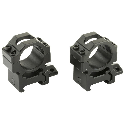 Leapers, Inc - UTG Utg Pro Max 1 Med 2pc Pctnny Rngs 4712274527522