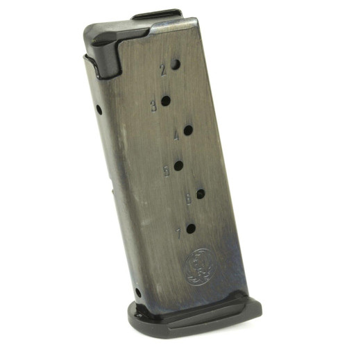 Ruger Mag Ruger Lc9/ec9s 9mm 7rd Bl W/ext 736676903634